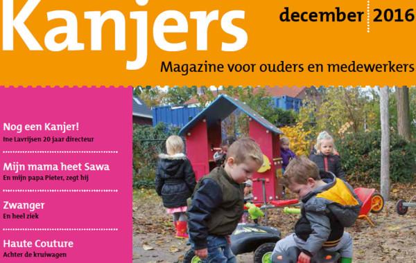 Kanjers, Kinderopvang Rhenen, december 2016
